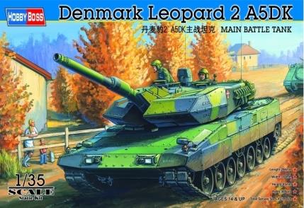 Byggmodell stridsvagn - LEOPARD DANISH 2A5DK TANK - 1:35 - HB