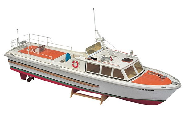Byggmodell båt trä - 566 Kadet - 1:15 - BB