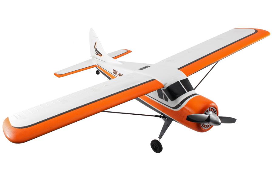 Radiostyrt flygplan - DHC-2 A600 BL - 5ch - 2,4Ghz - SRTF