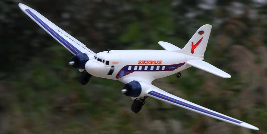 Flygplan - Skybus BL 1,5m - 2,4Ghz - 4ch - SRTF