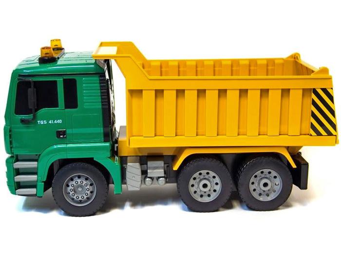 Radiostyrd lastbil - Dump truck - 1:20 - 2,4Ghz - RTR