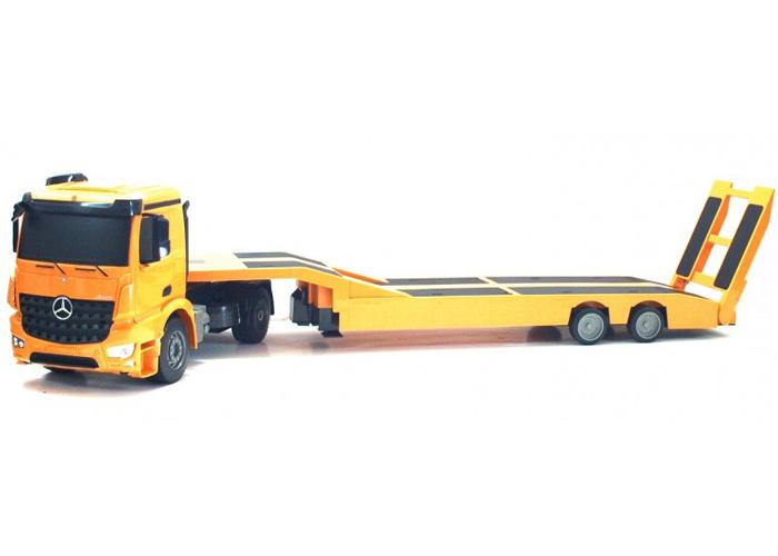 Radiostyrd lastbil - Tow Truck Mercedes Arocs - 2,4Ghz - RTR