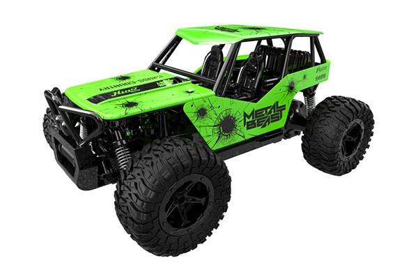 Radiostyrd bil - Metall Beast - 2,4Ghz - 1:16 - RTR