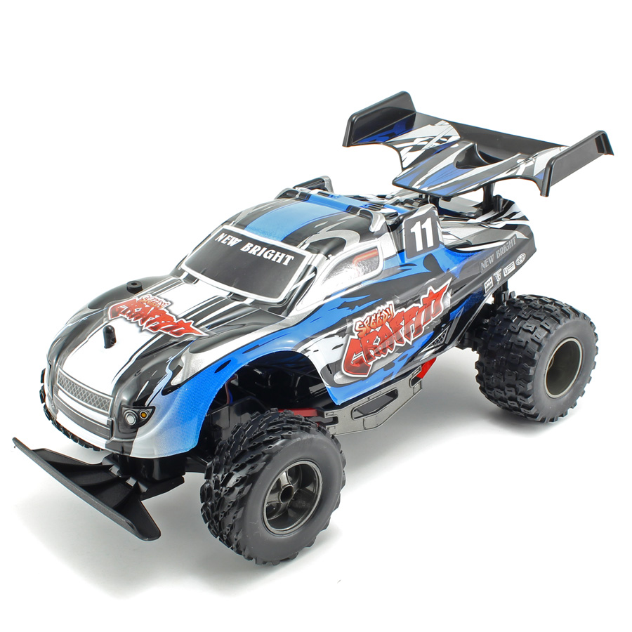 Radiostyrd bil - 1:16 - New Bright Speedy Grafitti - RTR