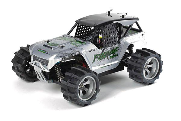Radiostyrd bil - 1:18 - Fierce 4wd - 2,4Ghz - RTR