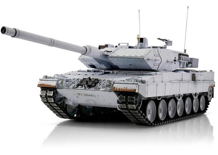 1:16 - Leopard 2A6 UN - Torro Pro IR - 2,4Ghz - RTR