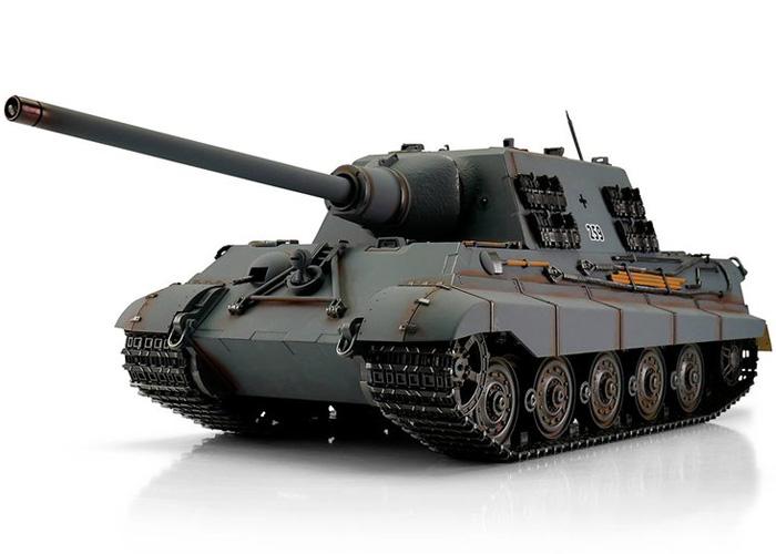 1:16 - Jagdtiger - Torro Pro BB - 2,4Ghz - RTR