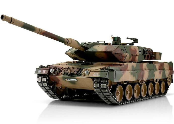 1:16 - Leopard 2A6 - Torro Pro BB - 2,4Ghz - RTR