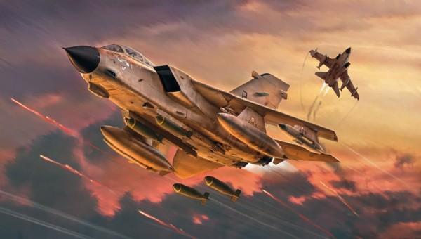 Byggmodell flygplan -Tornado GR.1/IDS - 1:48 - IT