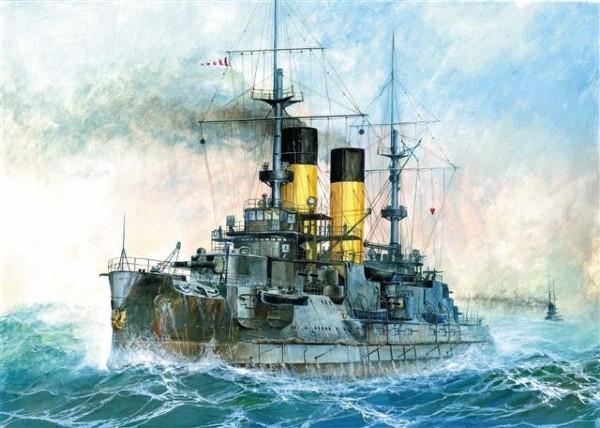 Byggmodell krigsfartyg - Knyaz  Suvorov - 1:350 - Zv