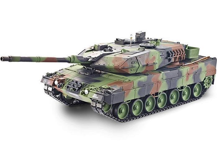 1:16 - Leopard 2A6 - Torro Pro Nato Summer BB - 2,4Ghz - RTR
