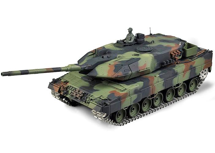 RC Tank - 1:16 - Leopard 2A6 M - HL Torro BB - 2,4Ghz - RTR