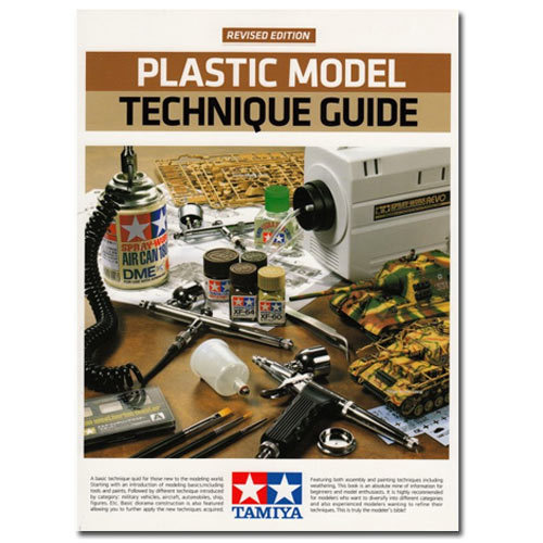 Plastic Model Tech Guide Revised Edition
