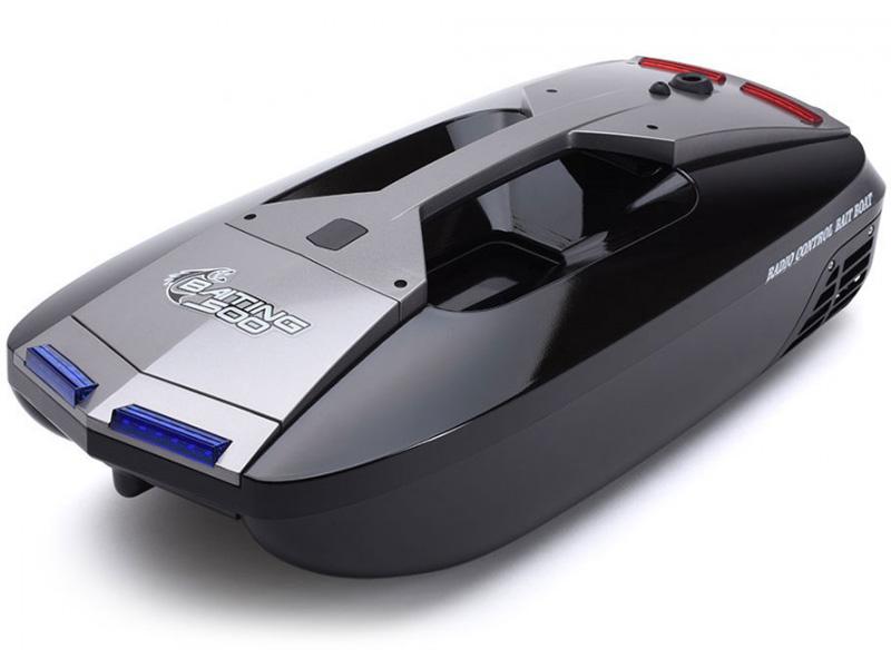 Radiostyrd båt - Bait boat 500 - 2,4Ghz - RTR
