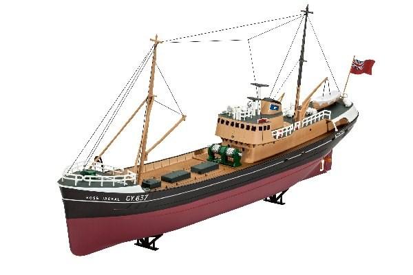Byggmodell båt - Northsea Fishing Trawler - 1:142 - Revell