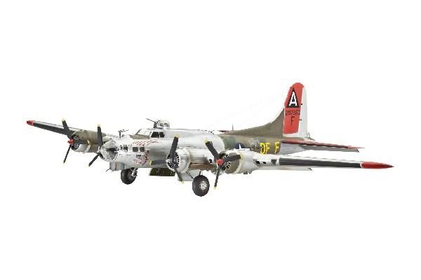 Byggmodell flygplan - B-17G Flying Fortress - 1:72 - Revell