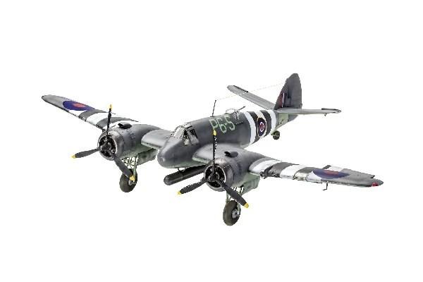 Byggmodell flylgplan - Bristol Beaufighter TF,X - 1:48 - Revell