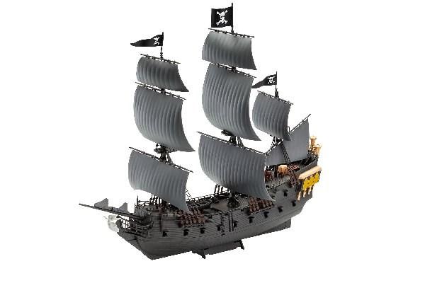 Byggmodell båt - Black Pearl - 1:150 - Revell