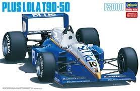 Byggmodell bil - Plus LOLA T90-50 - 1:24 - Hasegawa