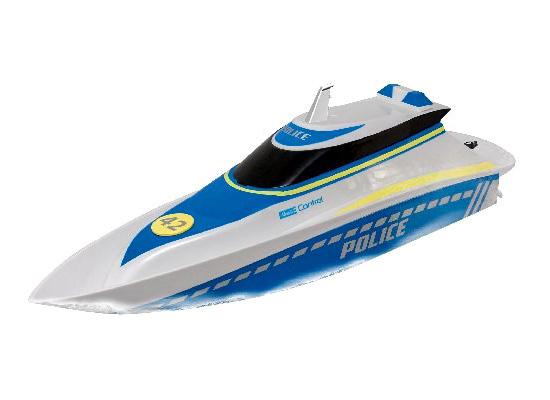 Radiostyrd båt - Revell Police Boat - RTR