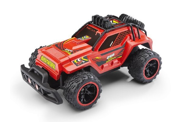 Radiostyrd bil - 1:16 - Red Scorpion - 2,4Ghz - RTR