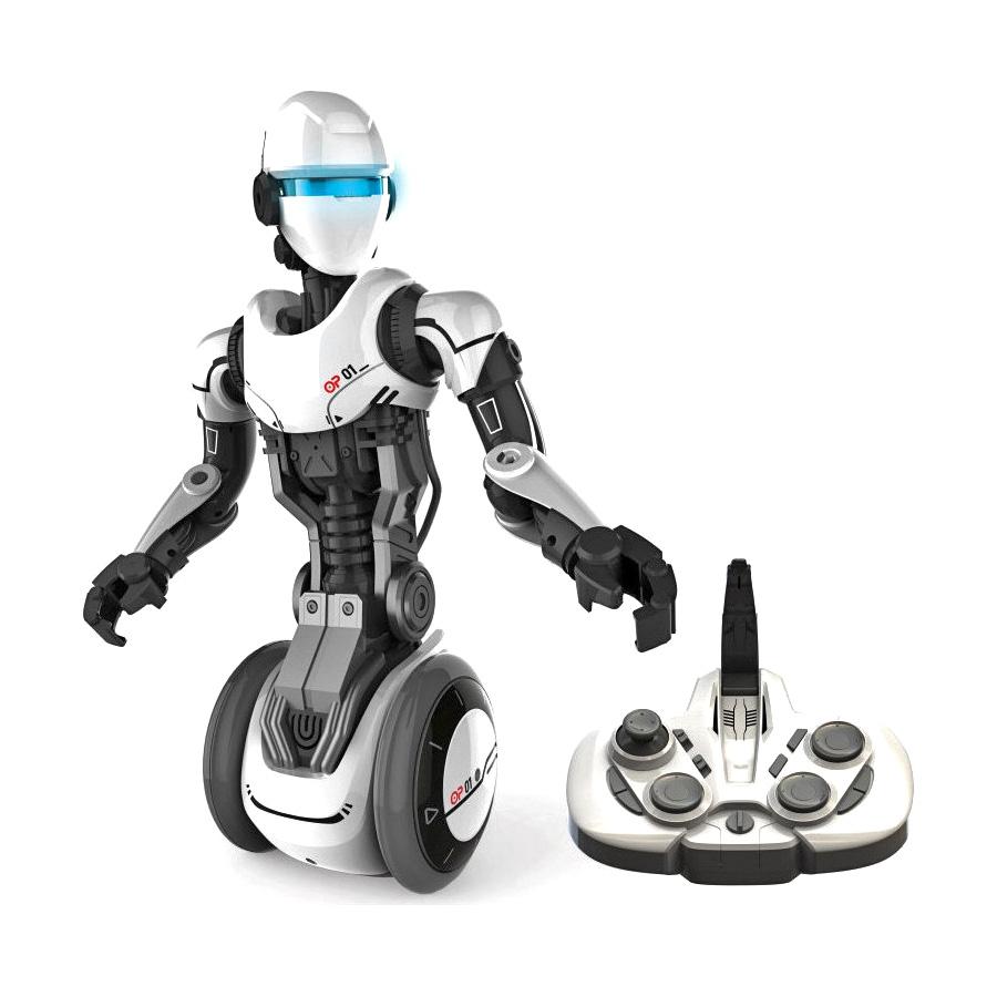 RC Robot - O.P One - Silverlit - Programmerbar