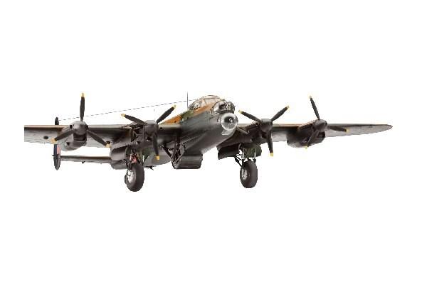 Byggmodell flygplan - Lancaster B,III Dambusters - 1:72 - Revell