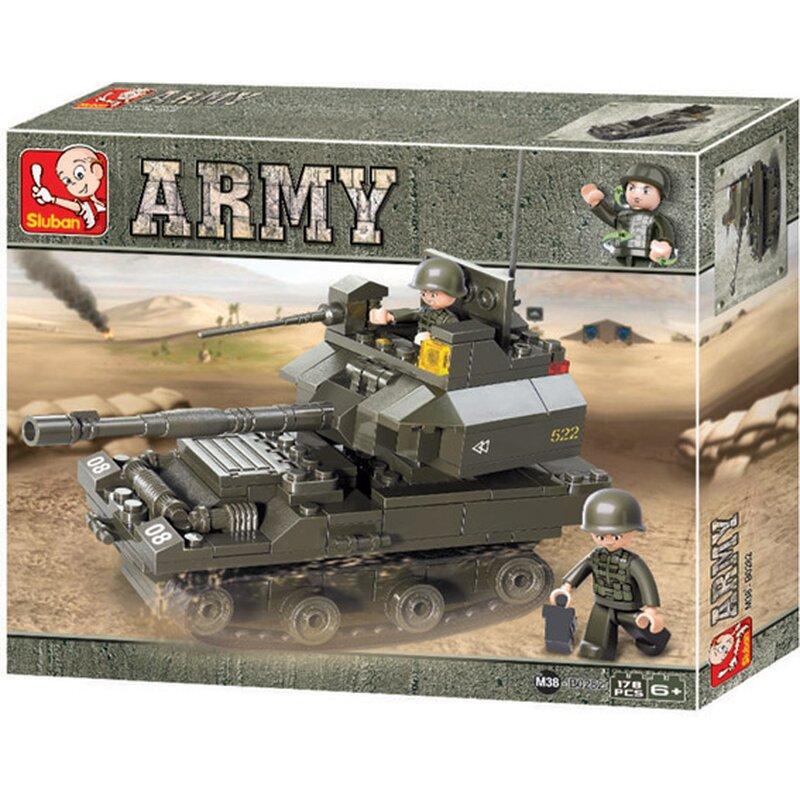 Battletank - Byggklossar
