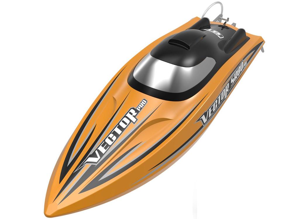 Borstlös rc båt - Vector SR80 PRO - 2,4Ghz - ARTR