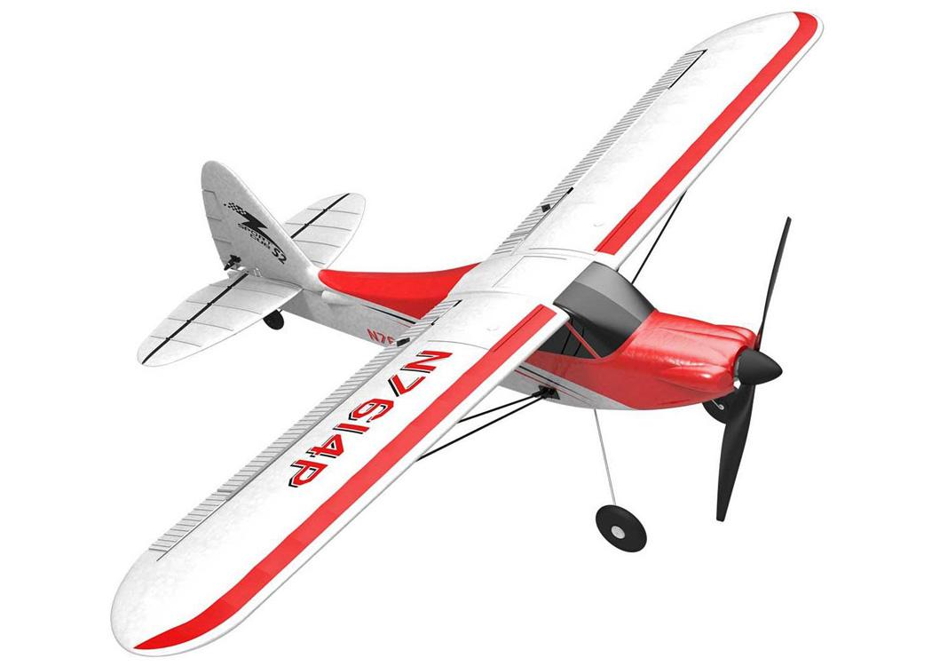 Radiostyrt flygplan - Sport Cub 500 BL - 2,4Ghz - SRTF
