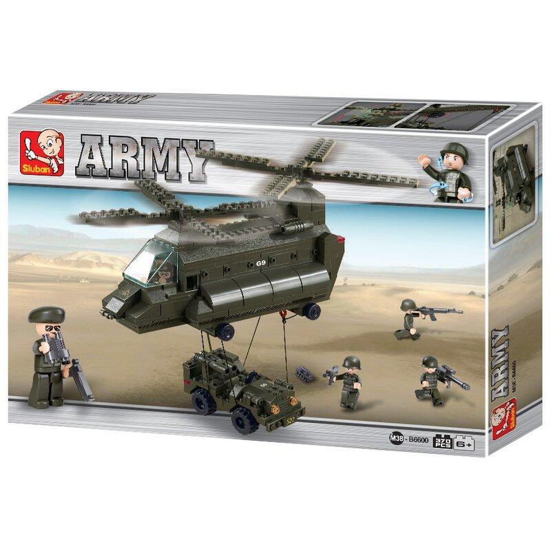 Transporthelikopter - Sluban - M38-B6600