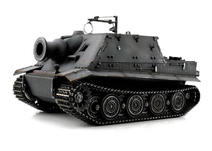 1:16 - Sturmtiger grey - Torro Pro BB - 2,4Ghz - RTR