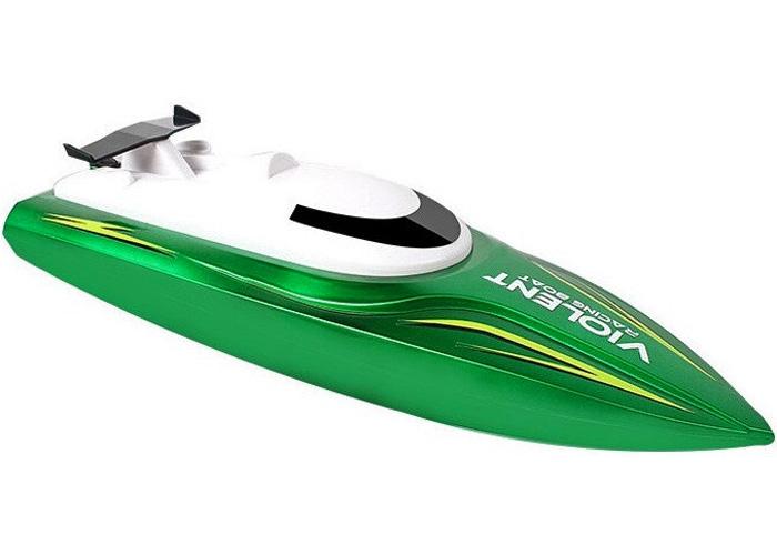 RC båt - Violent - 1:14 - Grön - 2,4Ghz - RTR