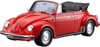 Byggmodell bil - Volkswagen Beetle 1303S - 1:24 - Aoshima