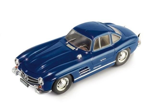 Byggmodell bil - Mercedes Benz 300 Sl Gullwing - 1:24 - Italieri