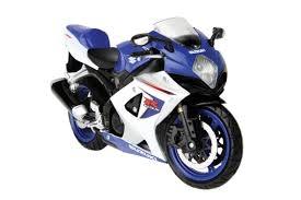 Byggmodell Motorcykel - 2008 Suzuki Gsx-R1000 , NO GLUE - 1:12 Testors