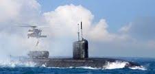 Byggmodell ubåt - USS Greeneville SNN-772 - 1:350 - HobbyBoss