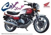 Byggmodell motorcykel - Honda CBX 400F - 1:12 - Aoshima