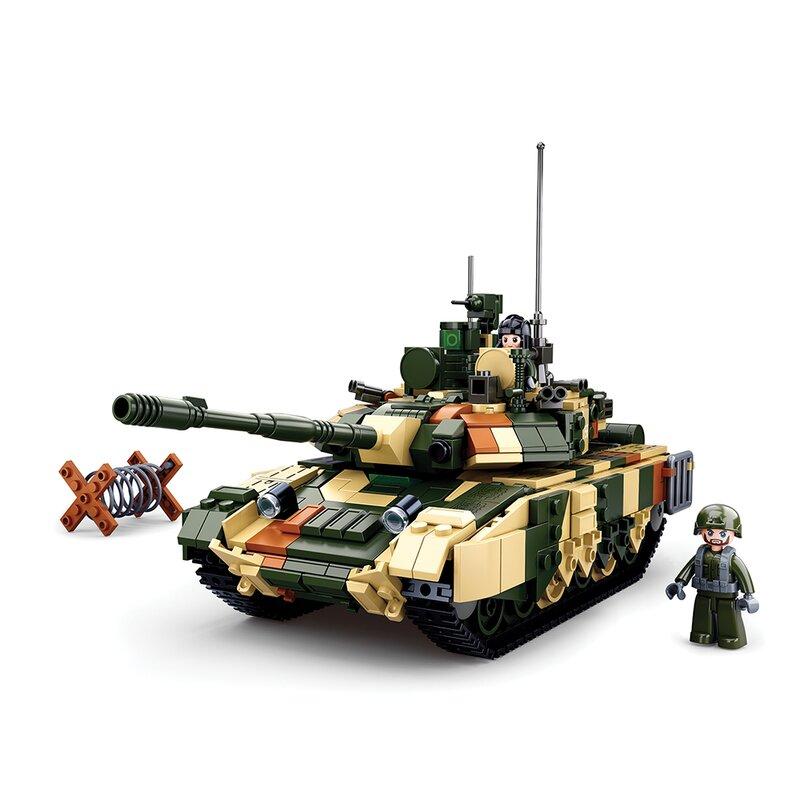 Large battle tank - B0756