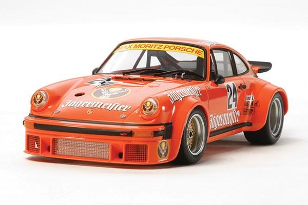Byggmodell bil - Porsche Turbo RSR 934 Jagermeister - 1:24 - Tamiya