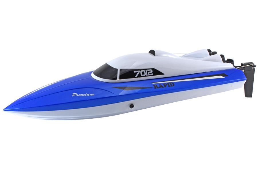 Radiostyrd båt - Rapid Blue - 2,4Ghz - RTR - AMW