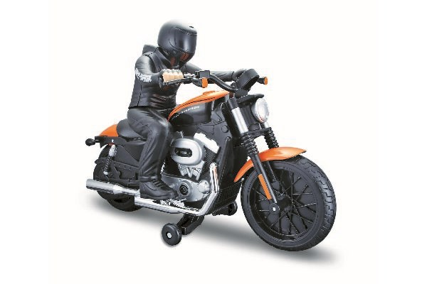 Radiostyrd Motor cykel - Harley Davidson - RTR