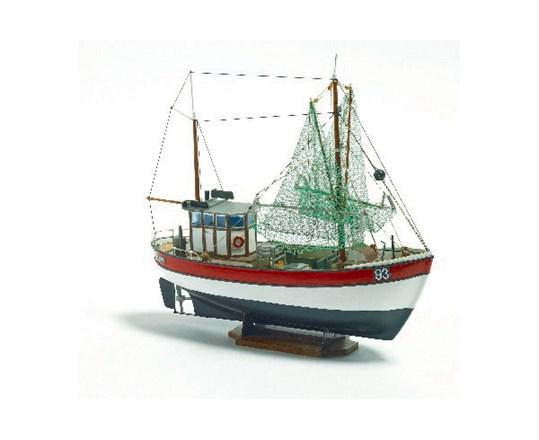 Byggsats båt trä - Rainbow 201 - 1:60 - BB
