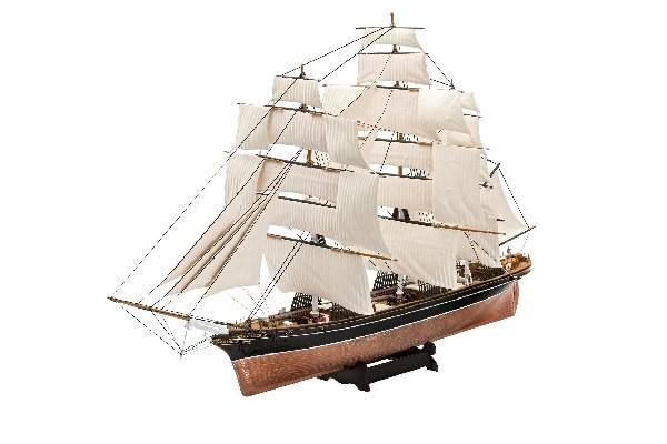 Byggmodell segelbåt - Cutty Sark 150th Anniversary - 1:220 - Revell