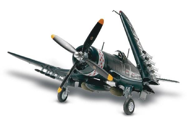 Byggmodell flygplan - Corsair F4U-4 - 1:48 - Revell