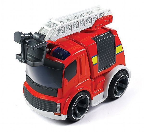 Radiostyrd bil - Silverlit Power in Fun Fire Truck - RTR