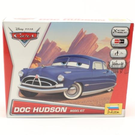 Byggmodell snap - Doc Hudson- Disney Cars