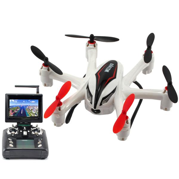 Radiostyrd Drone - FPV Q282 G, 5,8Ghz + 2,4Ghz - RTF