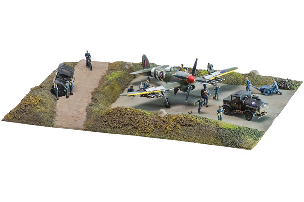 Byggmodell -D-Day Air Assault Gåvo Set - 1:72 - Airfix