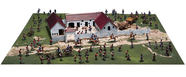 Byggmodell - Battle of Waterloo 18 June 1815, Gåvoset - 1:72 - Airfix